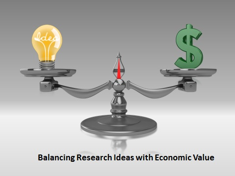 Balancing Research Ideas
